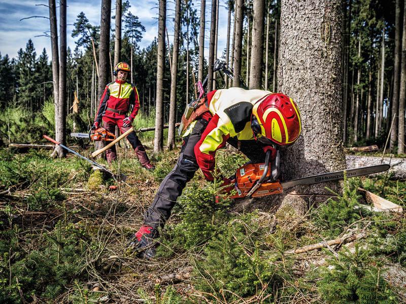 KlimaAir® erdészeti kabát
